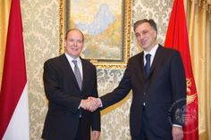 Official visit by HSH Prince Albert II of Monaco to Montenegro...From June 19 to June 21, 2013.