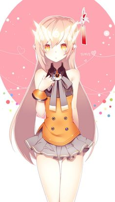 Eve - SeeU outfit (Elsword)