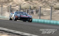 Nfs Shift Ford Gt In Action By Mikboy