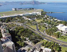 Rio de Janeiro's Santos Dumont Airport is named after the Brazilian aviation pioneer Alberto Santos Dumont