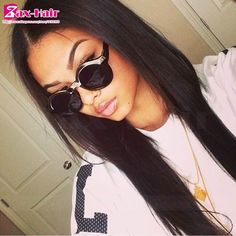 Baby Hair Human Hair Full Lace Wigs 7A Straight 130% Density Full Lace Wigs Unprocessed For Black Women Virgin Lace Front Wigs