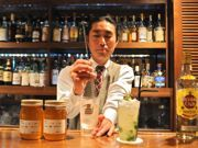 「赤坂産はちみつフェア」始まる-30店で蜂蜜メニュー提供