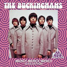 """The Buckinghams- Heard them last night at the Ky State Fair's WACKY """"So Happy Together"""" tour"""