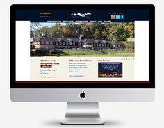 "Check out new work on my @Behance portfolio: ""Old Salem Farm Website Design"" http://be.net/gallery/52292277/Old-Salem-Farm-Website-Design"