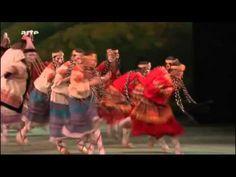 Igor Stravinsky - Le Sacre du Printemps - Vaslav Nijinsky-Version 1913 - Ballett Mariinski-Theater - YouTube