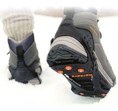 Korkers PolarTrax Ultra - Snow & Ice Cleats
