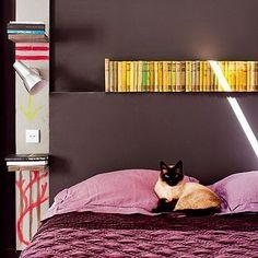mesa de luz: librero vertical