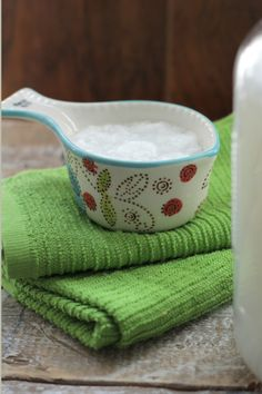 Homemade Liquid Laundry Soap - Live Simply