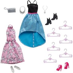 Check out the Barbie® Fab Fashion Closet - Pink at the official Barbie website. Explore the world of Barbie now! Pink Closet, Pink Wardrobe, Doll Closet, Barbie Sets, Barbie Dolls, Mattel Shop, Barbie Website, Barbie Kitchen, Barbie Sisters