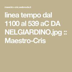 linea tempo dal 1100 al 539 aC DA NELGIARDINO.jpg :: Maestro-Cris