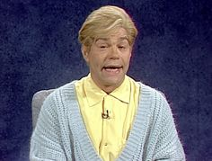 Saturday Night Live: Daily Affirmations with Al Franken as Stuart Smalley Hooray For Hollywood, In Hollywood, Stuart Smalley, There's Something About Mary, Al Franken, Kevin Kline, Jackie Brown, Bonnie N Clyde, Saturday Night Live