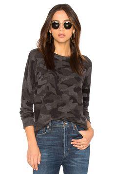 6bd62e8a7257d Shop a great selection of 27 miles malibu Tasha Camo Sweater 27 miles  malibu. Find new offer and Similar products for 27 miles malibu Tasha Camo  Sweater 27 ...