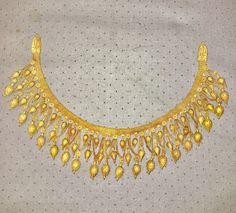 Hellenistic Greek Necklace  IV B.C.