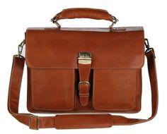 Business Briefcase, Briefcase For Men, Leather Laptop Bag, Leather Briefcase, Laptop Messenger Bags, Leather Men, Leather Bags, Vintage Leather, Laptop Handbags