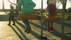 Swing for children. Slow Motion. 240 fps.  #swing #kid #outdoor #playground #family #happy #boy #little #active #activity #adventure #beautiful #brother #care #carousel #caucasian #cheerful #childhood #cute #entertainment #evening #fun #funny #girl #happiness #joy #laughing #leisure #outside #play #playful #ride #school #sister #small #smile #swinging #toddler #young #smiling #Slow #Motion #city #fall #people #female #baby #child #sunny #spring #winter
