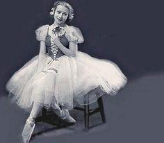 Galina Ulanova as Giselle