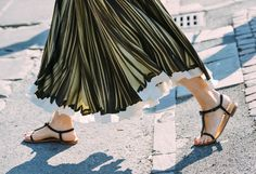 Summer in Paris - Gallery - Style.com  ~~ just perfect and lovely