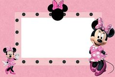 The motherlode of minnie printables