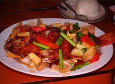 Какая еда в Тайланде