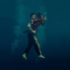 девушка и парень, танец под водой: 8 тыс изображений найдено в Яндекс.Картинках