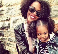 As the sun sets on Mother's Day, we had to acknowledge the black motherhood beauty that exists in the natural hair community. Take in these gorgeous photos of natural hair bloggers and their …