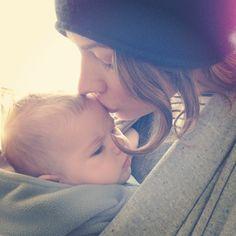 Marlow & her Mama