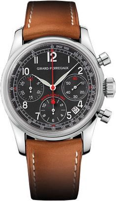 49460-11-611-HCGA часы Girard Perregaux Sport Classique Rallye MONTE-CARLO 1965 Historique CHRONOGRAPH Limited