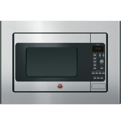 ge profile series 22 cu ft countertop microwave oven peb7226sfss goes with trim kit approximate dimensions hxwxd 14 in x 24 18 in x 19 34u2026 - General Electric Microwave
