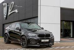 'Lumma' pārveidotais jaunais 'BMW X6' - Auto - DELFI