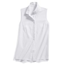 I really enjoy this cut of shirt, but it doesn't necessarily have to be so dressy.