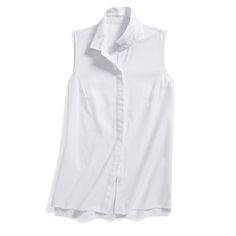 Stitch Fix Summer Styles: Sleeveless Button-Up