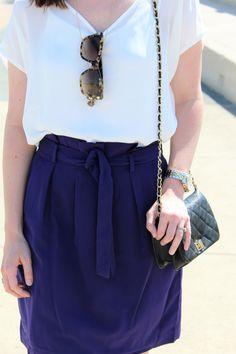 Kate Spade Sunglasses || Beautifully Elegant Blog