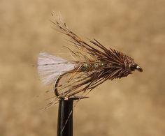 'Pinky', Mini Muddler  Hook - B170 or 175 10,12 Tail - 'Sweetie Pink' Marabou (Artifly) Rib - Pearl Mylar Body - 'Pink Pimp' Seal Fur (Dave Downie) Head -...