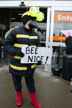 Home Depot show bees some love and stop selling pesticides that harm bees!