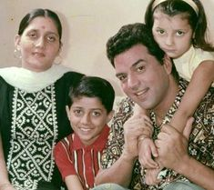 Sunny Deol childhood photos, Bollywood Celebs, Childhood Stars, Unseen childhood pictures, Rare Pics Of Bollywood Celebrities