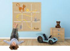 Alfombras habitacion infantil http://www.mamidecora.com/complementos_arteespina.html
