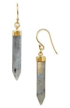 Argento Vivo Raw Stone Drop Earrings | Nordstrom