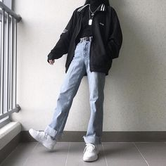 Casual Outfits 79235274683174123 - Source by qbillie Soft Grunge Outfits, Grunge Style, Edgy Outfits, Teen Fashion Outfits, Retro Outfits, Cute Casual Outfits, Vintage Outfits, Vintage Fashion, Tomboy Fashion