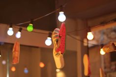 Show me your shoes party. String Lights Outdoor, Patio Lighting, Party Lights, Ceiling Lights, Shoes, Zapatos, Shoes Outlet, Party Lighting, Shoe