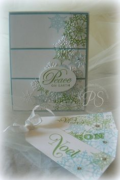 Peace on Earth by pennysmiley - Cards and Paper Crafts at Splitcoaststampers