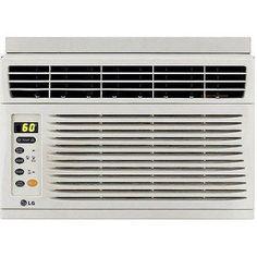 LG Electronics LW6012ER High Efficiency 6,000-BTU Room Window Air Conditioner