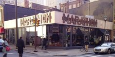 Marathon Restaurant in Philadelphia. There are 3-7 Marathons around the city of Philly. Click on the picture for more info.