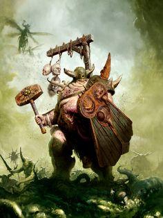 Warhammer Age of Sigmar Artwork | Maggotkin of Nurgle Cover Art Lord of Blights http://wellofeternitypl.blogspot.com #artwork #art #aos #warhammer #ageofsigmar #sigmar #arts #artworks #gw #gamesworkshop #wellofeternity #wargaming #wallpaper