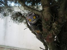 OOAK Cheshire Cat ( by Vladimir Sukhanov ) by Sukhanov.deviantart.com on @DeviantArt
