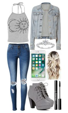 """""""Date night"""" by musicmelody1 ❤ liked on Polyvore featuring WearAll, WithChic and rag & bone"""