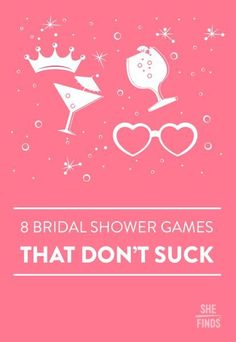 Bridal shower games that everyone will love!