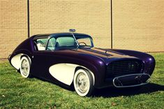 The 1955 Flajole Forerunner Concept Car