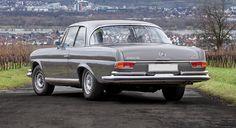 1969-71 Mercedes-Benz 280 SE 3.5 Coupe