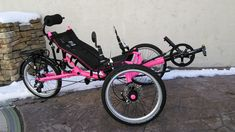 b1a6ae543 Custom Revolution Defiance FS Full Suspension Recumbent Trike by Utah  Trikes - check out all our