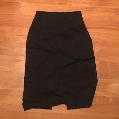Black pencil skirt Black pencil skirt Skirts Pencil